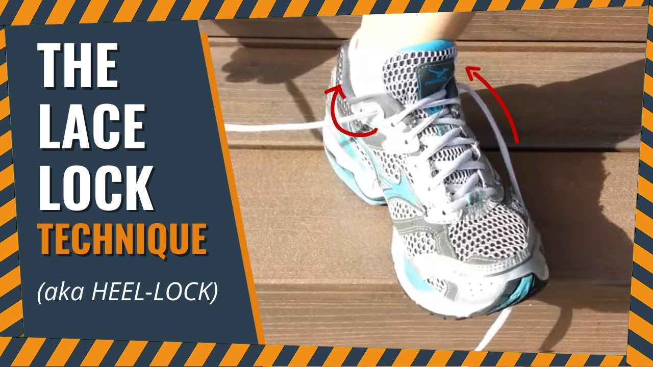 Lock For Lace Blisters Youtube The Feet On D9Y2IWEH