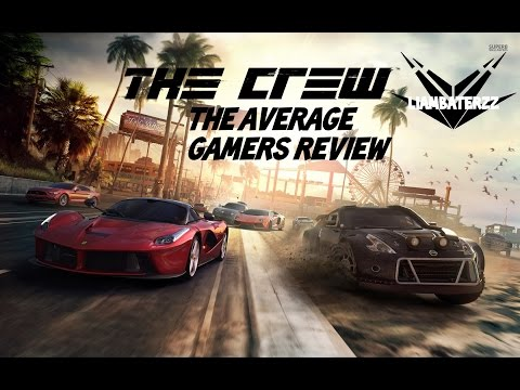 The Crew Review // Average Gamer Review // Road Trip Gameplay // Xbox 360 Version