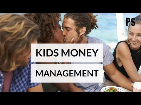 Kids Money Management— Financial Literacy – Professor Savings