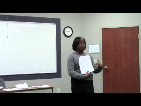 Ohio Business College Guest Speaker - Cleaning Up Your Criminal Record 101
