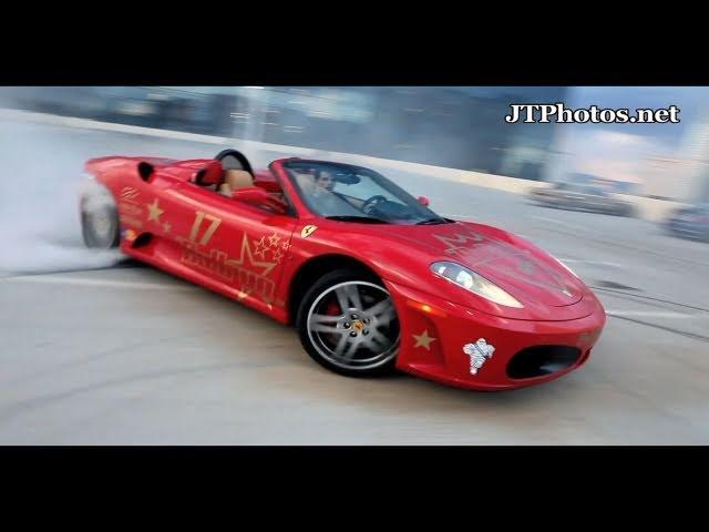 2006 Ferrari F430   Top Speed