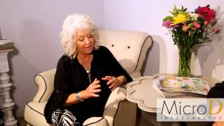 Paula Deen talks grandbabies, kitchen memories and Universal Furniture