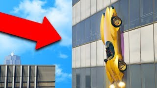 THIS ,000,000 CAR CAN DRIVE UP BUILDINGS! | GTA 5 THUG LIFE #184