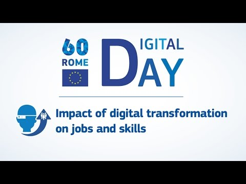 Digital Day: Impact of digital transformation on jobs and skills