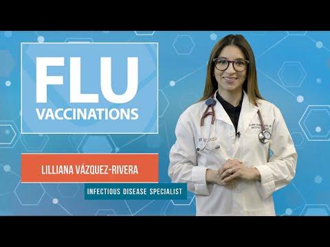 Obtener su vacuna contra la gripe