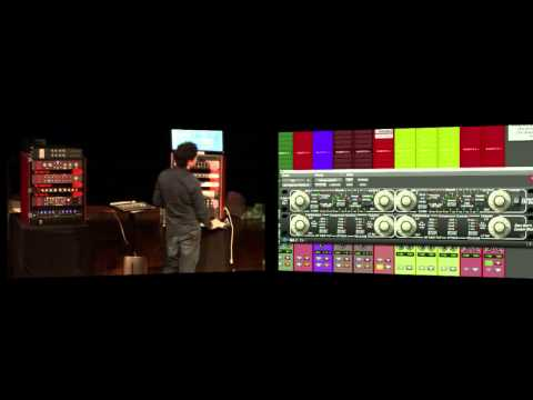Mixing the Band with Fab Dupont - Part 2 of 4