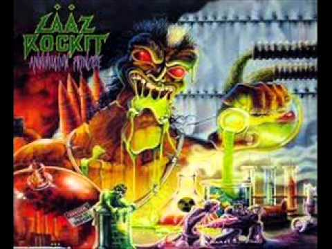 Laaz Rockit - Annihilation Principle (Full Album)