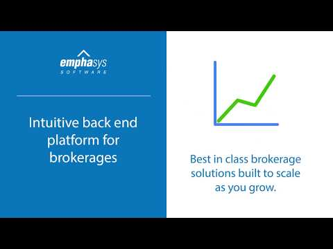 Emphasys Software | Broker Management System (BMS)