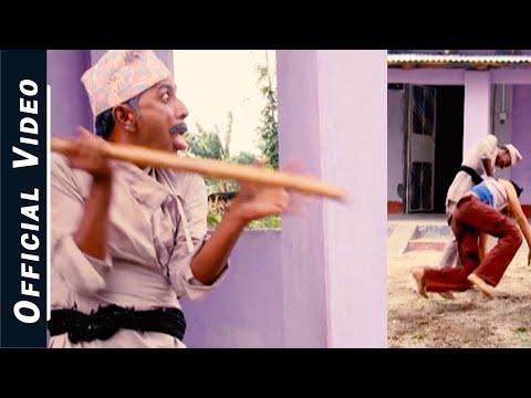 Nepali Comedy Song 2016 - Kati Khanu - Sreekrishna Luitel - Official Video