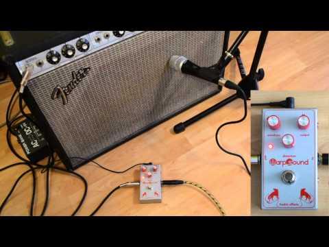 Fredric Effects Warp Sound - Vorg Warp Sound clone