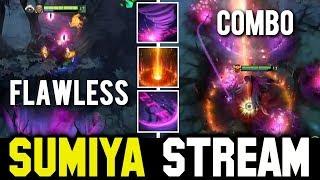 How to do a FLAWLESS combo   Sumiya Invoker Stream Moment #1226