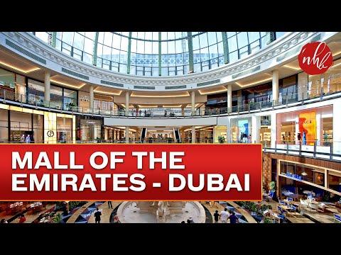 Mall of the Emirates | Ski Dubai & Magic Planet | Dubai