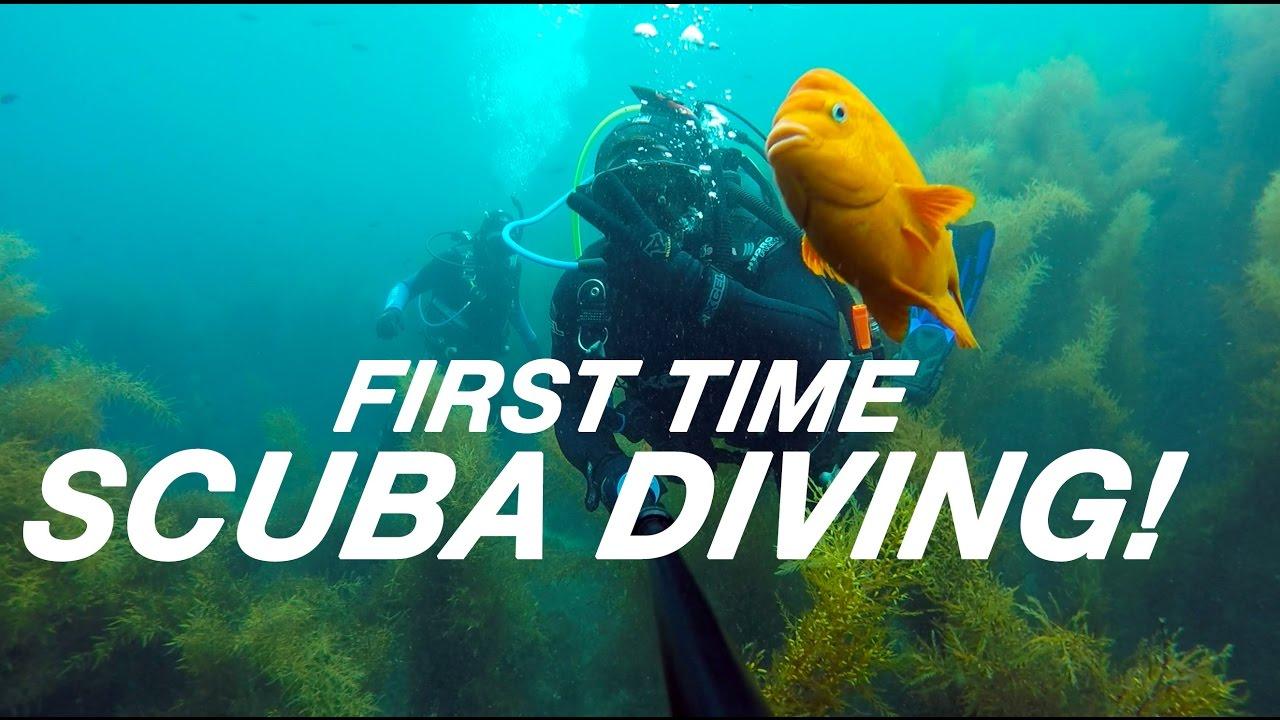 How To Get Scuba Diving Certification Zak Longo Youtube