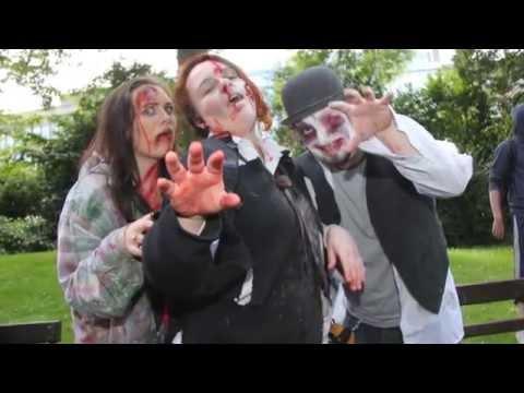 2012 The Dublin Zombie Walk