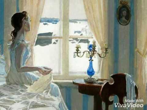 Образ Татьяны Лариной в иллюстрациях художников