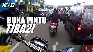 Download Video Buka Pintu Mobil Gak lihat-lihat Pas Motor Nyalip Di Kiri, Selanjutnya..| Kompilasi Momen (MC#53) MP3 3GP MP4