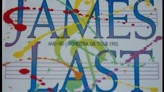 """James Last su orquesta y coros: """"Ave Verum Corpus"""", en directo, año 1979."""
