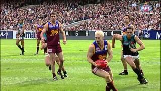 2004 AFL Grand Final highlights - Port Adelaide v Brisbane