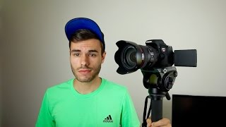 Canon T6i for Professional Video Production