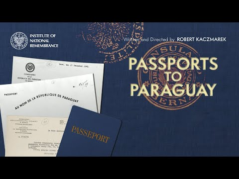 IPNtv: PASSPORTS TO PARAGUAY - Documentary Movie