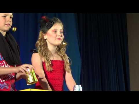 The CUP song by Jeanique Fourie 9 years old School Concert Production last week :-) South Africa