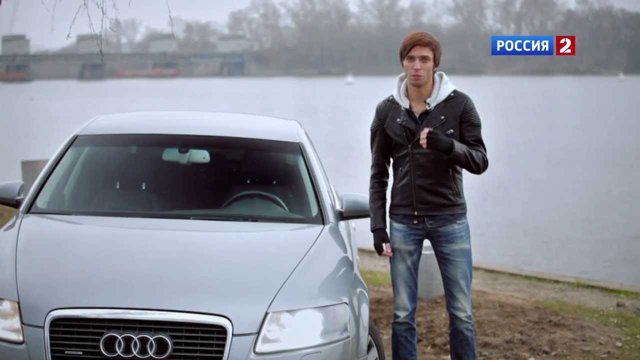Обзор Audi A6 3,2 quattro