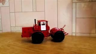 К-701 «Кировец» - Обзор масштабной модели пожарного трактора