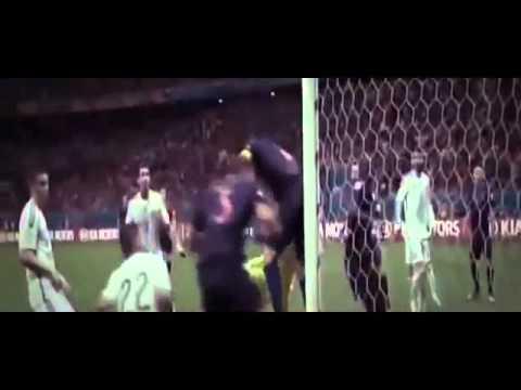Spain vs Netherlands 1 5