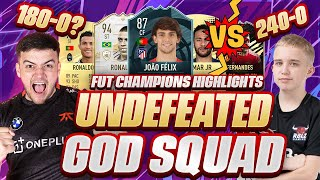 30-0 ON FUT CHAMPIONS IS EASY WITH MY BEST TEAM! CAN WE BEAT WONDERKIDS STREAK!? FIFA 21