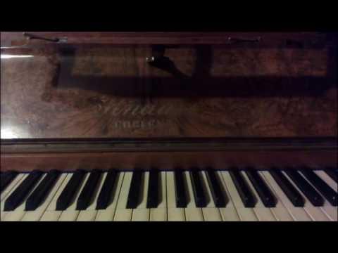dating bechstein pianos