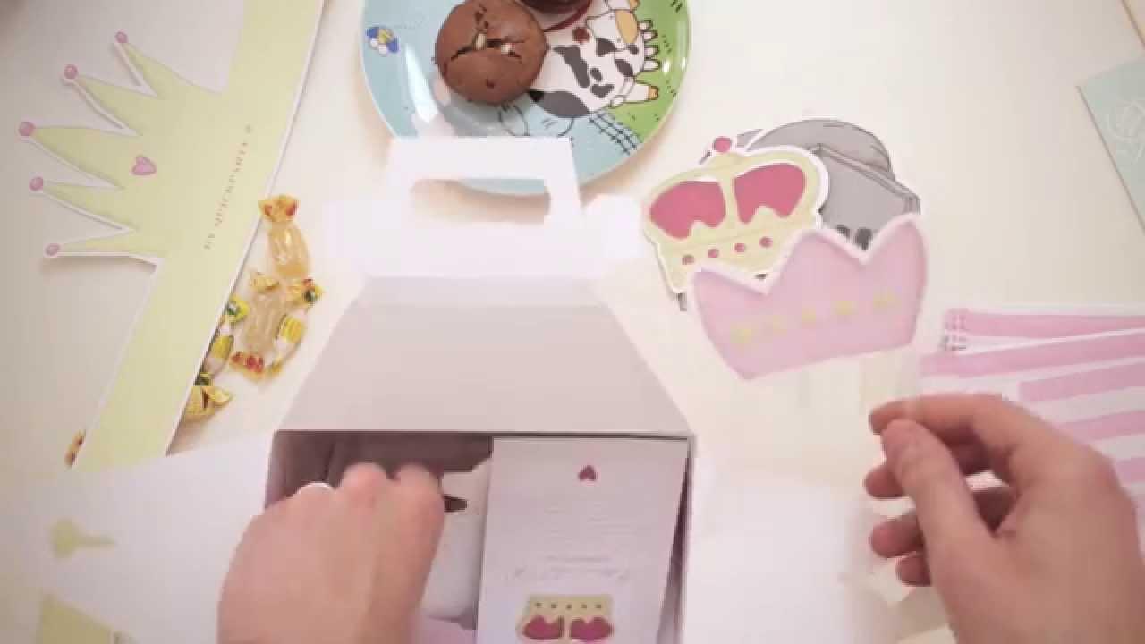 Decorazioni Per Feste Di Compleanno Bambini Fai Da Te : Festa di compleanno a tema principesse per bambina: quickparty youtube