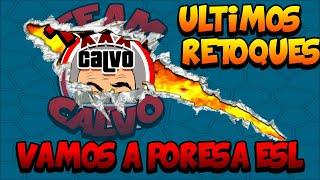 TEAM CALVO  vs  CREAM ESL TH10#CLASHOFCLANS