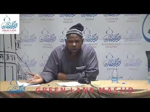 Certificate 18: Music & The Hip Hop Culture  Shaykh Abu Usamah AtThahabi