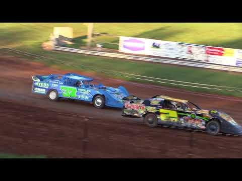 7 6 18 Brandeis Machinery Super Stocks Heat #1 Bloomington Speedway