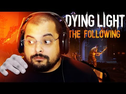 DYING LIGHT THE FOLLOWING #22 - O INICIO DO FIM (CO-OP PT-BR)
