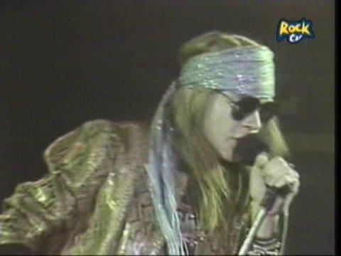 Guns N' Roses - Mr. Brownstone - Live at Ritz '88 - 02/10