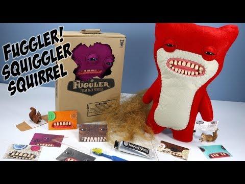 Fuggler Funny Ugly Monster Doll Unboxing Spin Master