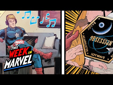 How Captain America Started Listening to Joywave's new single!