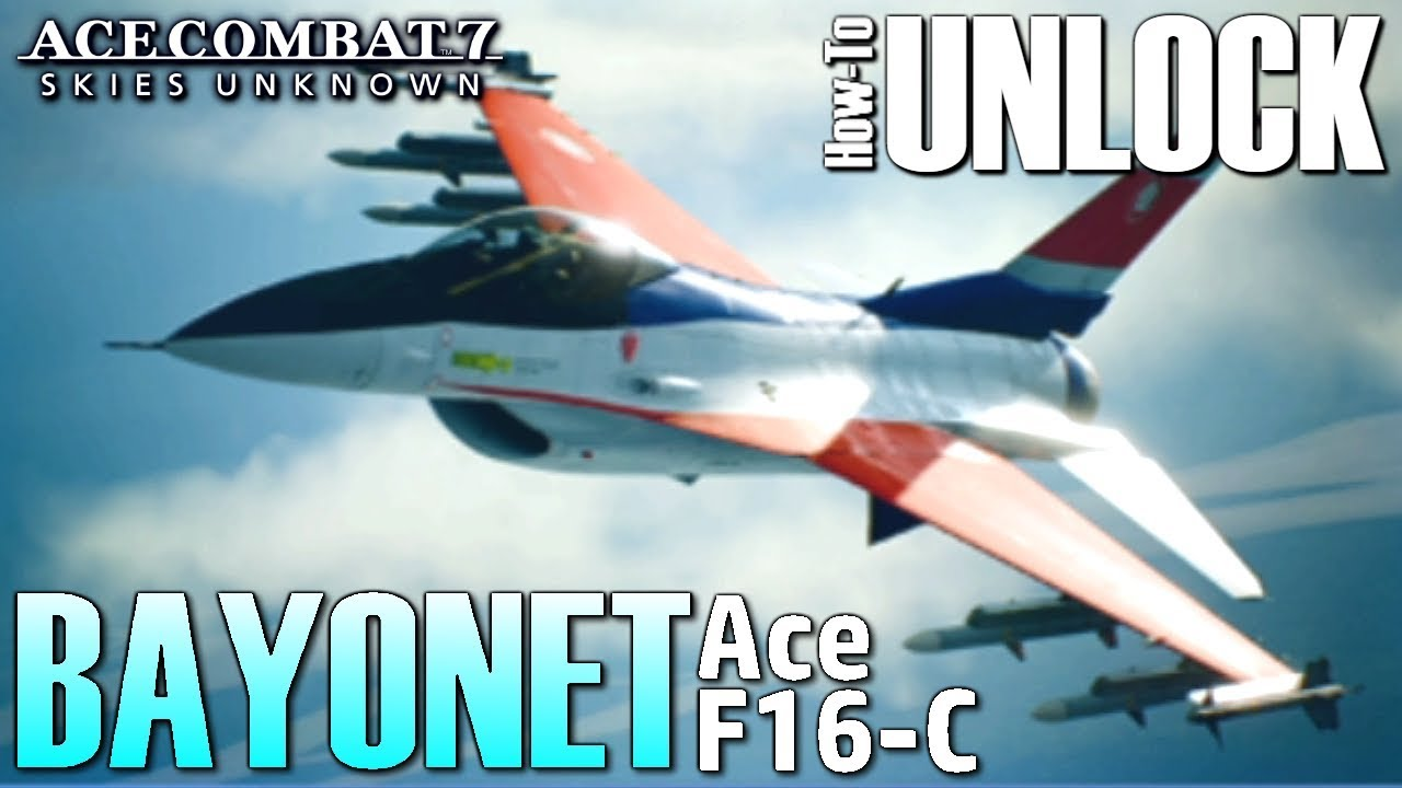 How To Find Operation Dual Wielder Ace F16c Bayonet Mission 3 Two Pronged Assault Youtube