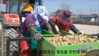 2016년 영주 감자파종 두대16 04 01