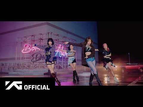 BLACKPINK – 'Lovesick Girls' M/V (Remix)