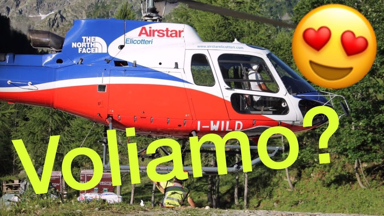 Elicottero B3 : Flight with airstar elicotteri 🚁as b ecureuil🚁 youtube