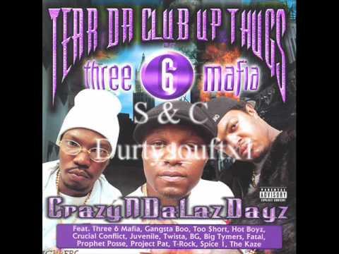 Three Six Mafia Ft. Crunchy Black - Get Buck, Get Wild (Slowed & Chopped)