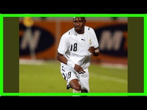 Ex-ghanaian footballer abubakari yakubu is dead