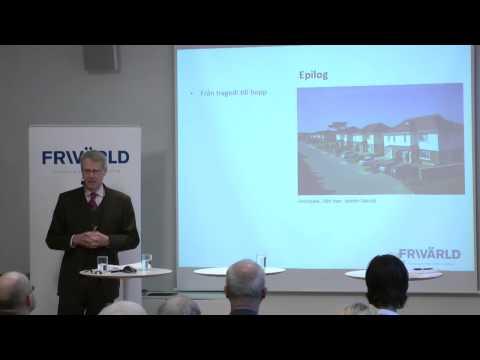 Rapportlansering: Marknadsdriven utveckling i Afrika