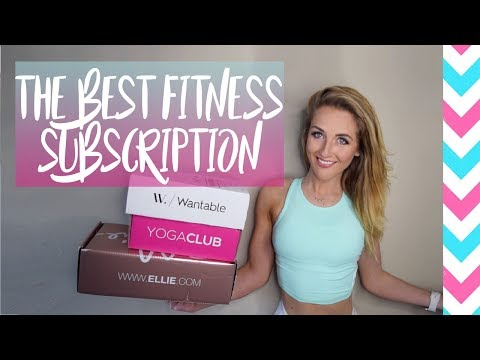 Best Fitness Subscription Box??? Fabletics? Yoga Club? Wantable? Ellie? Compared