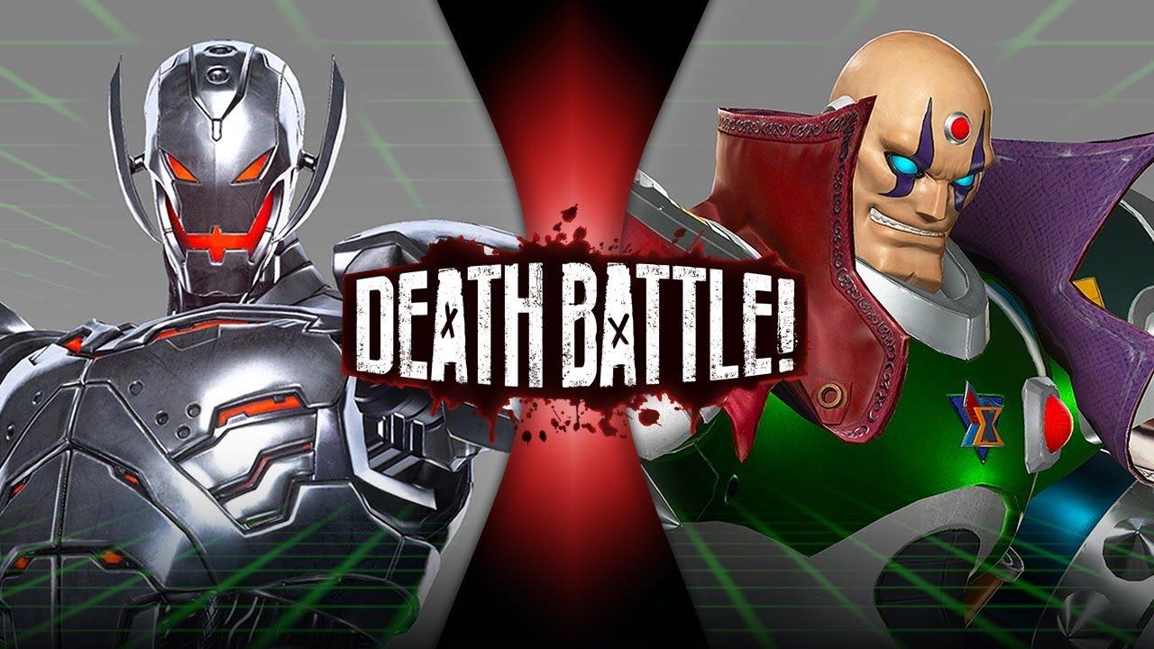 Download Ultron VS Sigma (Marvel VS Capcom) | DEATH BATTLE!