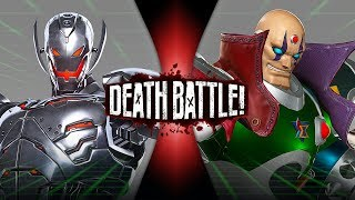 Download Ultron VS Sigma (Marvel VS Capcom) | DEATH BATTLE! Mp3 and Videos