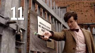 Repeat youtube video Doctor Who's Top 11 Sonic Screwdriver Scenes