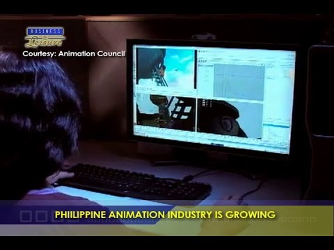 Philippine Animation Industry Is Growing  - Bizwatch